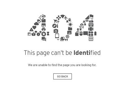 404 mosaic icons page not found 404 identihub