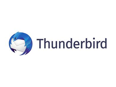 Thunderbird Quantum Logo logo firefox quantum redesign thunderbird