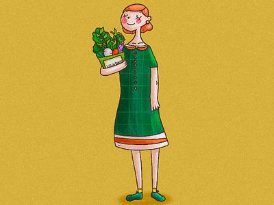 HAPPYNESS illustraion