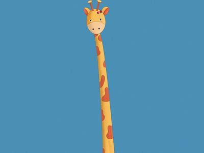 2 - GIRAFFE illustraion
