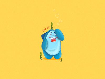 4 - SHARK illustraion