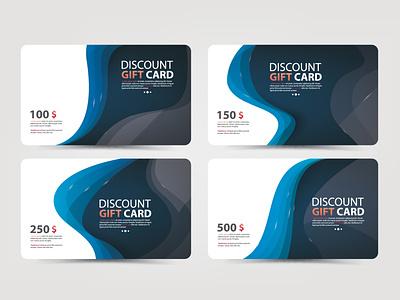 gift card concept discount ux website design
