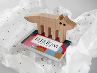 Identity for Ferlioni Family Clothes