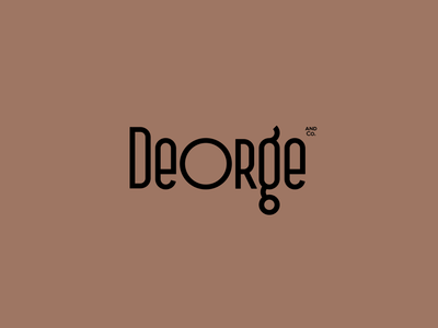 Deorge and Co.