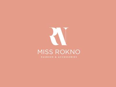 Miss Rokno branding