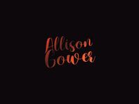 Allison Gower