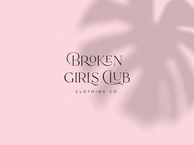 Broken Girls Club