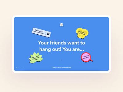 Clyx web experience motion design graphic design brand design illustration ui stickers website