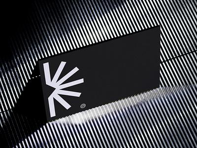 DAYBREAK Business Card minimal vector icon typography logo branding business card brand identity graphic design design brand