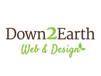Down2Earth Web & Design - Logo Design