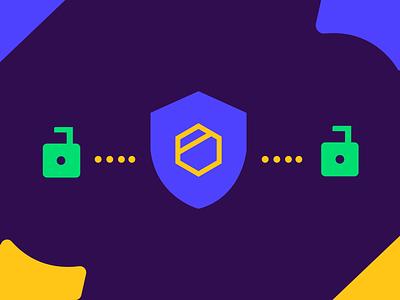Tresorit Encryption Factory Design concept safe concept design factory encryption