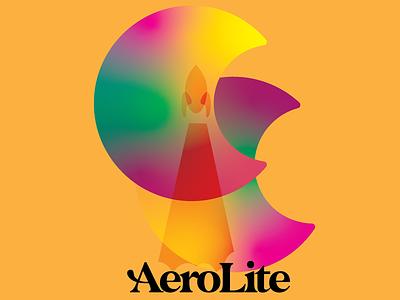 AeroLite Logo logochallenge logo