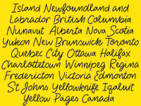 Yellow Pages Canada