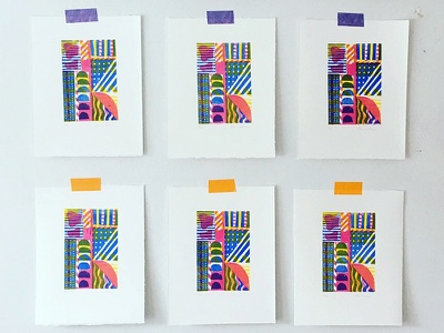Woodblock prints illustration design woodblock printing printmaking