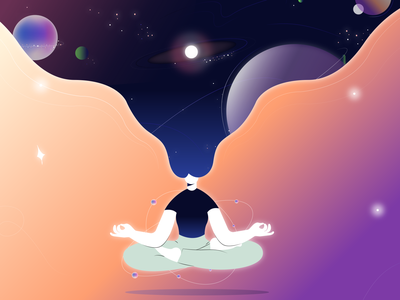 Y O G A realaxing yoga design motion graphics illustration motiongraphics graphics digitalart illustrator illustrationart illustration animation