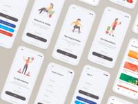 Heltip - Intro Screens