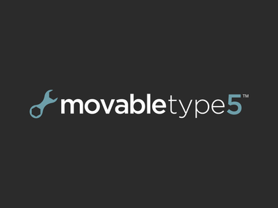 Movable Type 5 logo