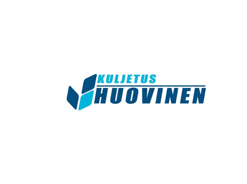 Huovinen logo vector design logo