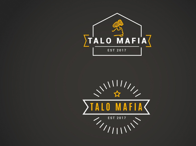 Talomafia logo branding vector logo design