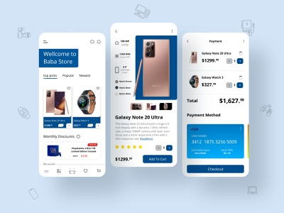 Online shop - 2 shopping app ecommerce design ecommerce app online marketing online shopping online shop online store app ui design uiux uidesign ui design