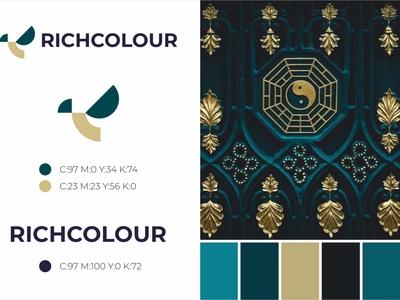 Branding colour