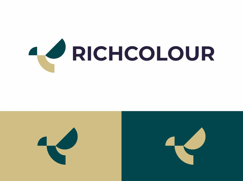 Monochrome version branding colour