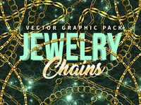 Chains Jewelry Graphics Pack