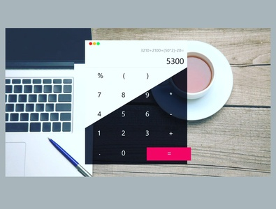 Calculator UI 4 app design app ui  ux uiux ui ui design