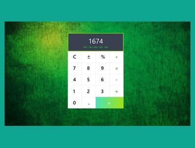 Calculator UI 10 app design design app ui  ux uiux ui design ui
