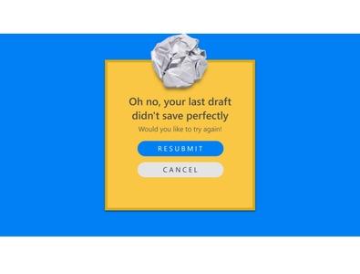 Flash Message On App Ui illustration adobe xd logo app design app design ui  ux uiux ui design ui