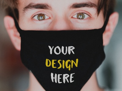 Free Face Mask Mockup on Young Guy's Face mock-up mockup free psd free download freebie mask template mask mockup mask free mockup free face mask template free face mask mockup face mask template face mask pattern face mask mockup face mask