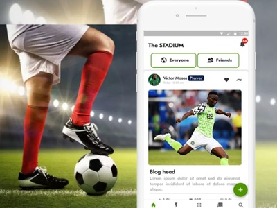 Social Networking App For Sports Lover appdevelopment socialnetworkingapp sportsapp
