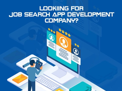 Job Search App Development mobileapp appdevelopment jobapp jobseachapp