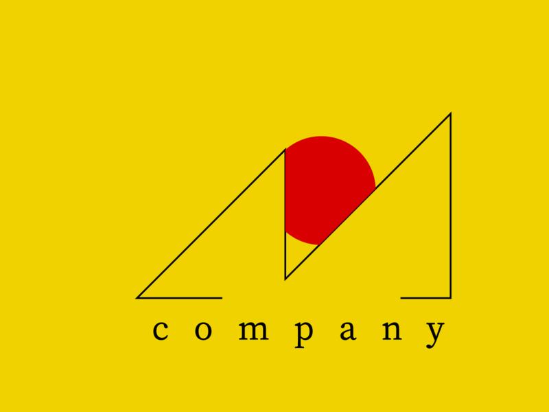 logo logo web typography illustrator vector design unique logo illustration crative