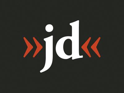 »jd« powered Logo
