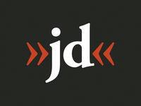 »jd« powered Logo