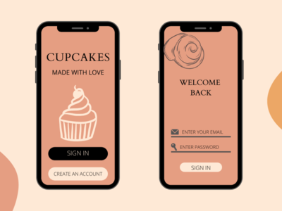 Sign Up page DailyUI 001 daily ui sign in signup app ui ux design
