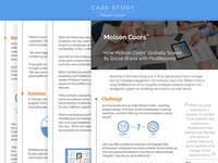 business case study document