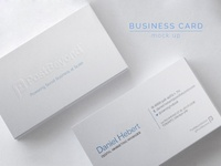 New Business Card Design