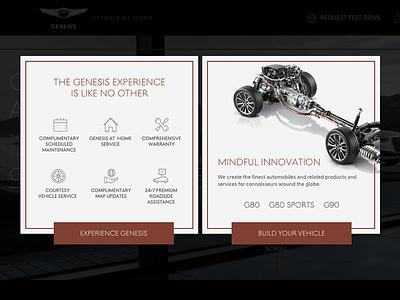 Bounce Convert Modal for Genesis Canada marketing ux ui web design conversion cta ab modal genesis