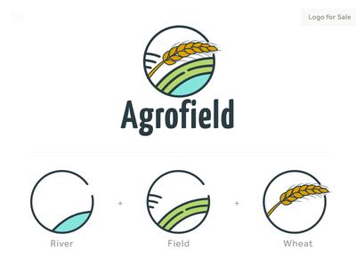 'Agrofield' Logo Design