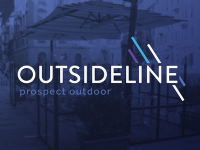Logo and other Branding Identity 'OutsideLine'
