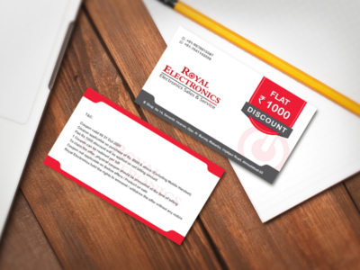 Business card / Offer Card visitingcard divyagraphics