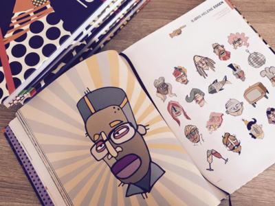 Norwegian illustrators #5 norway illustrator illustrators book