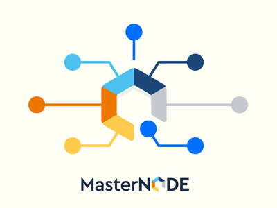 NextOn Masternode design smooozy illustration flat