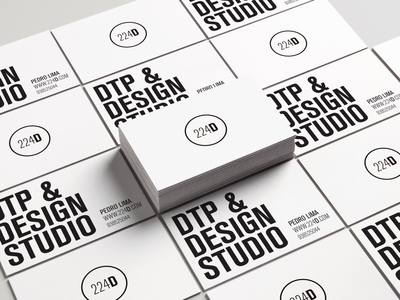 224D - DTP & DESIGN STUDIO