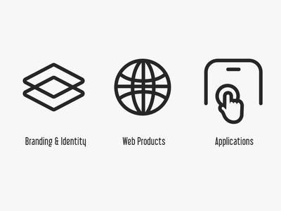 visual design icons
