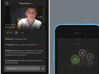 YouNow broadcasting app