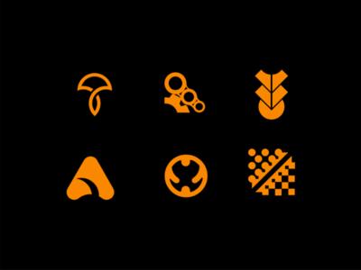 Vector icono icon minimal flat desing logo branding