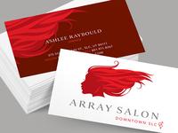 Array Business Card